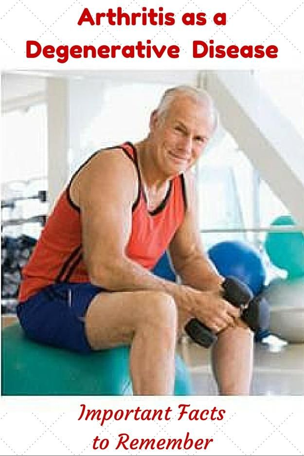There are several ailments that we may develop as we age. Arthritis is one of these medical conditions. With that said, this article will offer information about arthritis as a degenerative disease.