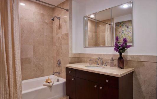Bathroom idea - http://yourshabbychicdecorideas.com/?p=2289 - #home_decor_ideas #home_decor #home_ideas #home_decorating #bedroom #living_room #kitchen #bathroom #pantry_ideas #floor #furniture #vintage #shabby