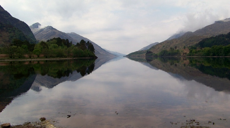 View from the Glenfinnan Monument
