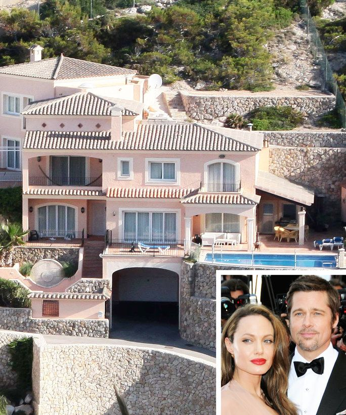 Top 479 Ideas About Celebrity Homes On Pinterest