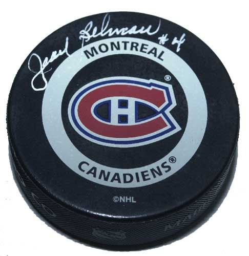 Montreal Canadiens Team Puck