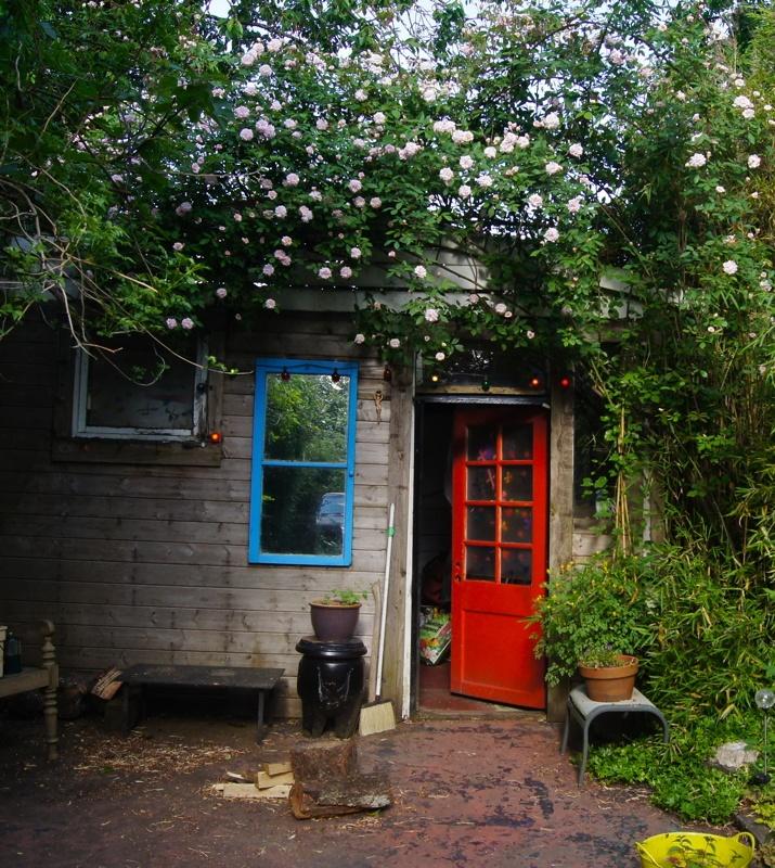 Garden Shed Ideas Exterior Potting Benches