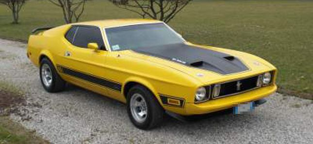 Ford Mustang Mach1: over 3000 HP with a tuning by Steve Morris Engine