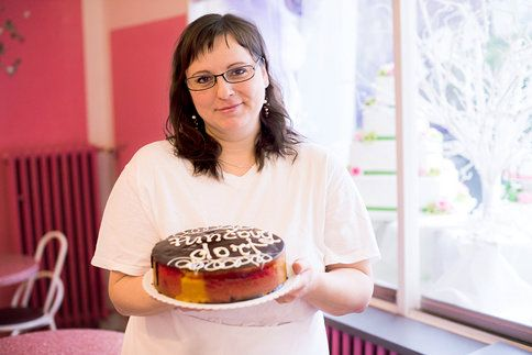 Pro Sabinu je punčový dort hračka a podle jejích rad ho zvládnete i vy!