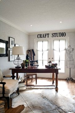 Country Home - craft room