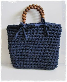 Do it yourself: Bolsos de trapillo