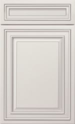 White Cabinet w/ Pewter Glaze. Cabinet Finder Designer | Glazed Cabinets, Bath Vanities | Mid Continent Cabinetry