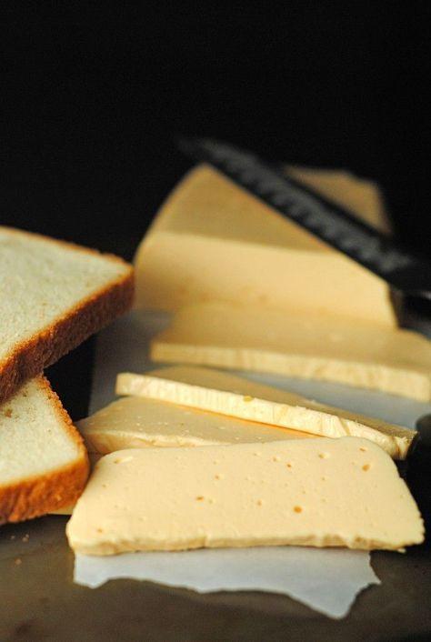 Homemade Velveeta Cheese Recipe ~ Now you can make a non-processed version of Velveeta melting cheese!