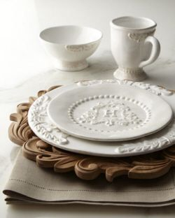 GG Collection | Heirloom | Dinnerware & 10 best Chic House Forever | GG Collection images on Pinterest ...