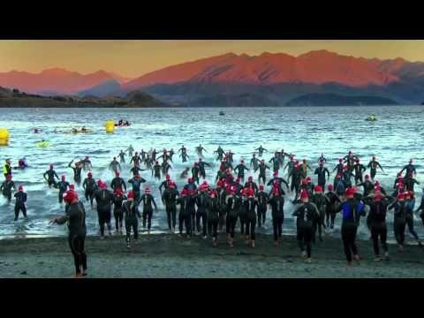 Challenge Wanaka 2012 - We are Triathlon!