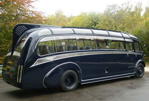 Leyland Cheetah with Harrington fin #britain1939 how cool is this.
