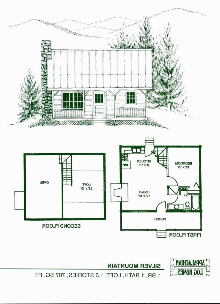 Modern Home Design In 4 Easy Steps Cabin Plans With Loft Small
