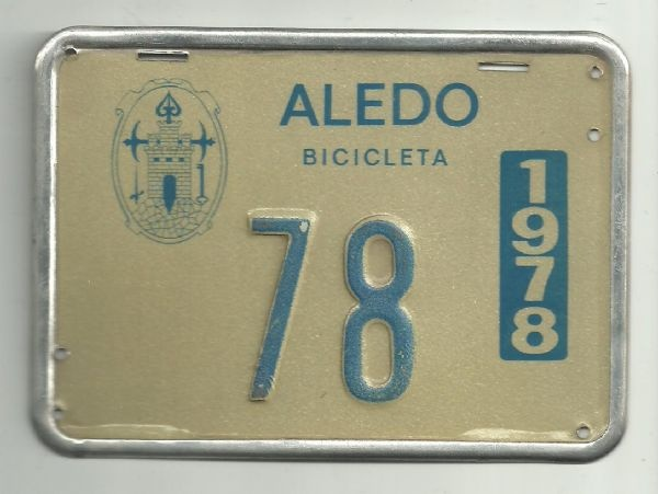 Aledo 1978