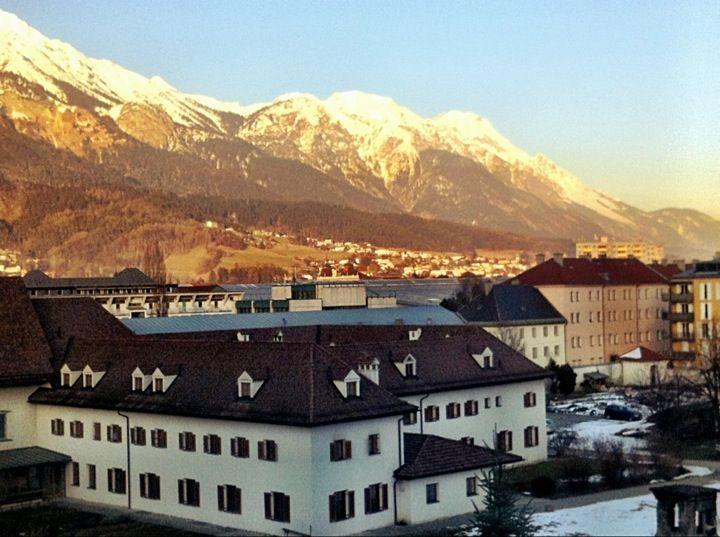 Romantik Hotel Schwarzer Adler in Innsbruck, Tirol