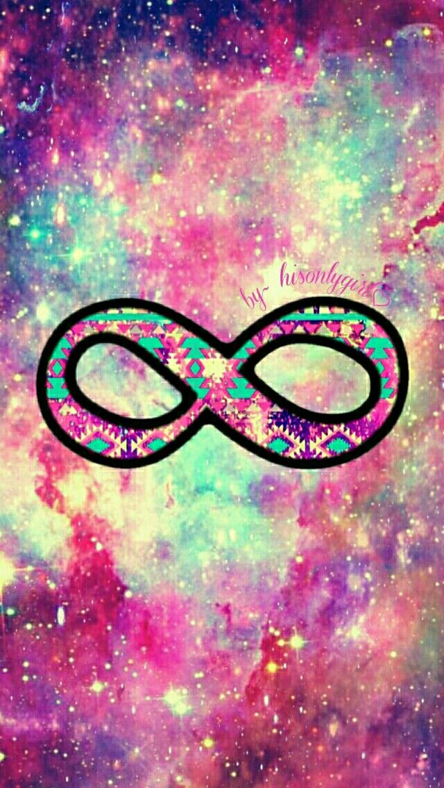 Infinity galaxy wallpaper I created for the app CocoPPa.