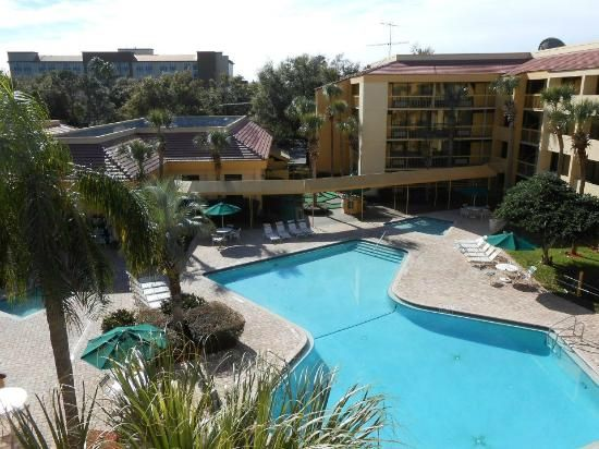 La Quinta Inn Orlando International Drive: Piscina