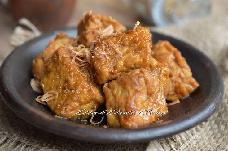 Diah Didi's Kitchen: Baceman Basah
