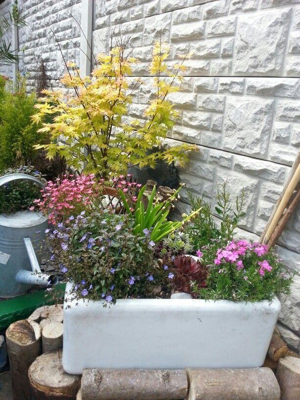 Best Indoor Garden Ideas For 2020 In 2020 Belfast Sink Garden Belfast Sink Garden Planter Belfast Sink