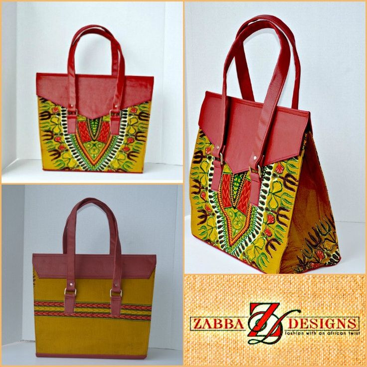 350 best African Print Bags and Purses by Zabba Designs images on ...