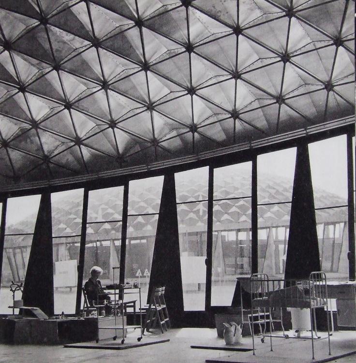 Ośrodek Postępu Technicznego, Chorzów 1963