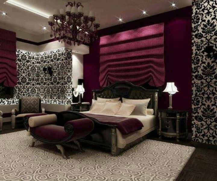 Bon Home » Burgundy And Black Living Room. Everyone Acquired Expectation Of  Obtaining An Extravagance Dream Property And As Well Great Nevertheless  Along With ...