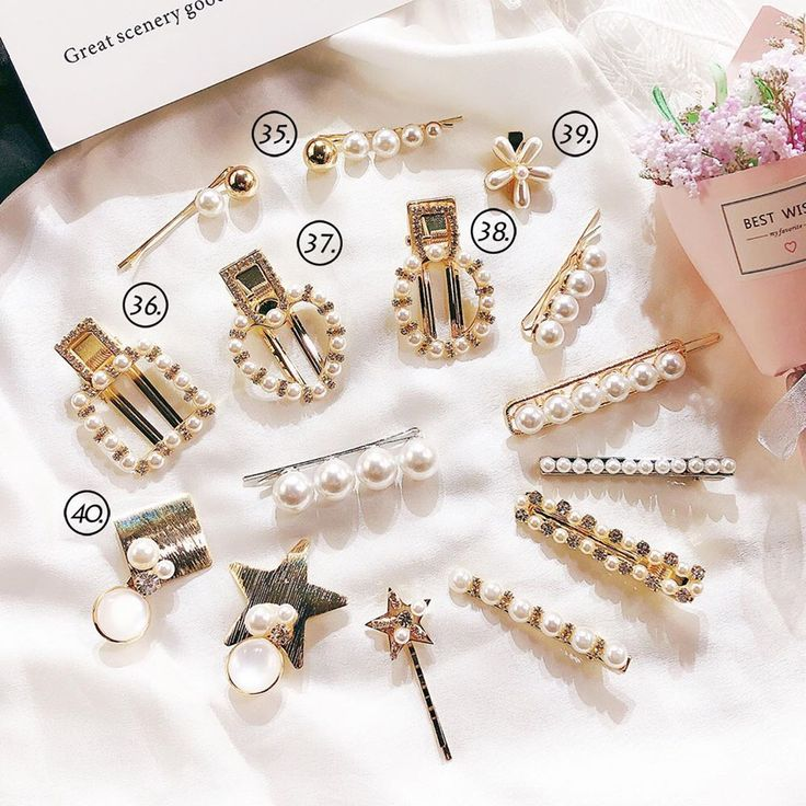 #fashion #mode #stylish #style #womensfashion Various hairpins set amp; hair clips set for lady,dont hesitate to DM us for factory direct