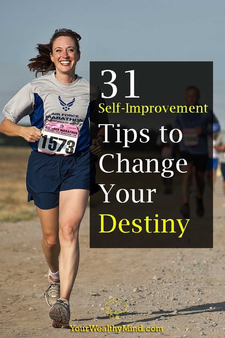 Daily Self Improvement Tips
