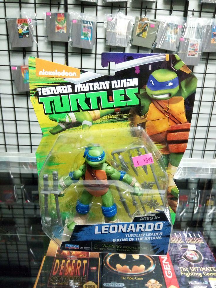 Nickelodeon Teenage Mutant Ninja Turtles Leonardo Playmates 2016