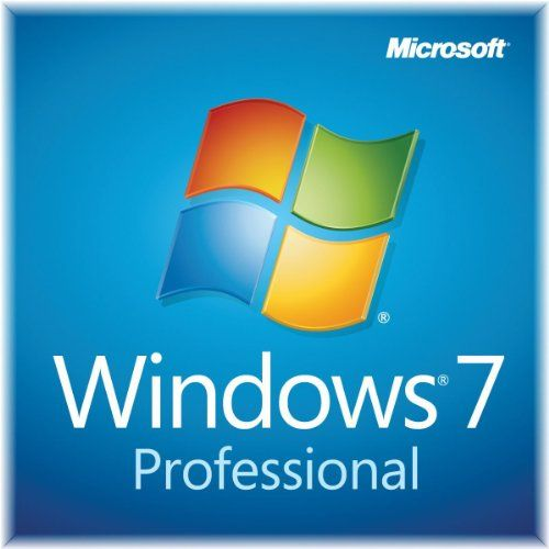 Windows 7 Professional Sp1 32bit DVD 1 Pack with COA, 2016 Amazon Top Rated Operating Systems  #Software