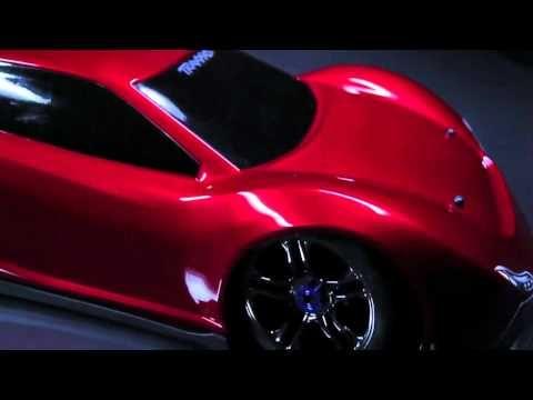 Traxxas XO-1 RC car reaches 100 mph in 4.9 seconds   $1100