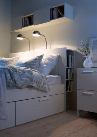 annettes skimmer: Vårnyheter från Ikea - smart förvaring