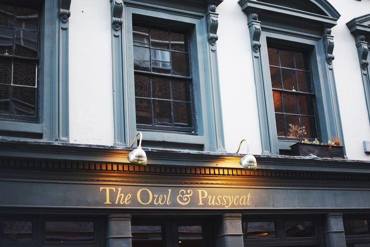 The Owl & Pussycat, Londonguide