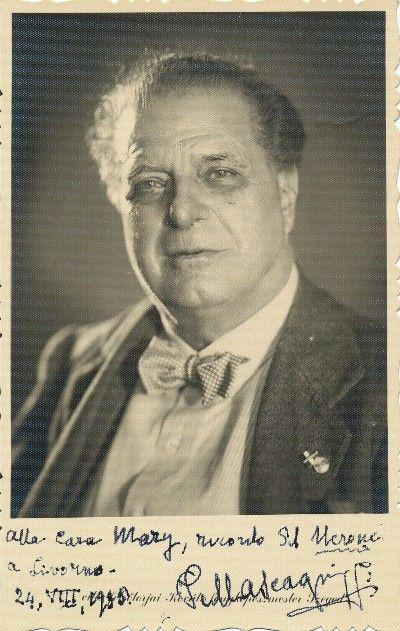 Mascagni Opera List | MASCAGNI, PIETRO. (1863-1945) Italian opera composer. Of his 15 operas ...