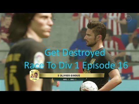 Get Destroyed Race To Div 1 Episode 16