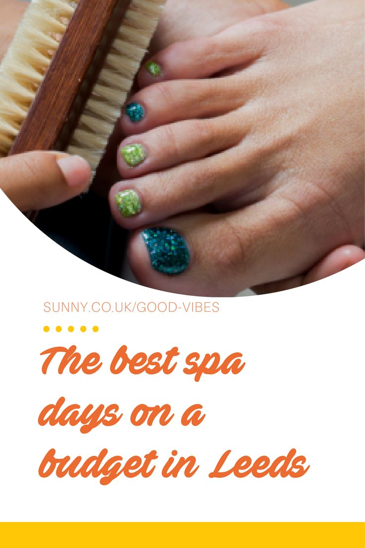 Spa days are always a great way to relax, but they're even better when they come at low, low prices such as the deals we've found in Leeds . . .
