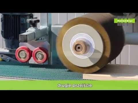 PolishStyl - Strukturyzacja, postarzanie powierzchni - MP4 - YouTube