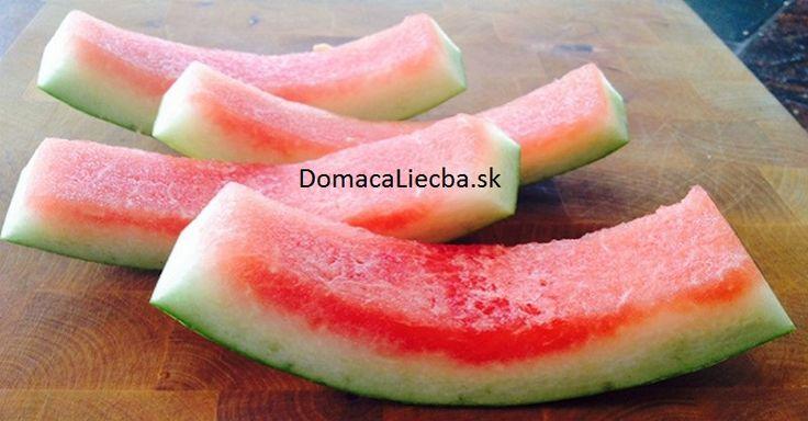 Aj vy máte radi melóny, no po zjedení červenej dužiny šupky jednoducho vyhadzujete? Možno robíte chybu a ani o tom neviete.