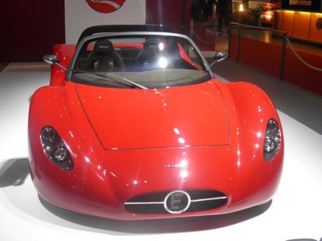 Mobil Sport Ermini Bangkit Lagi - Vivaoto.com - Majalah Otomotif Online