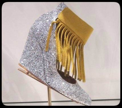Eugene Riconneaus #shoes #brillant #SpringSummer #FolliFollie #collection