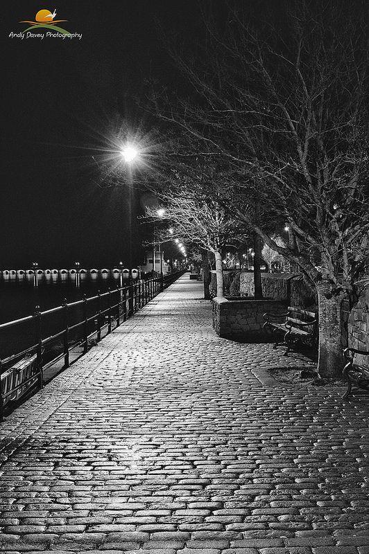 River walkway - Bideford North Devon