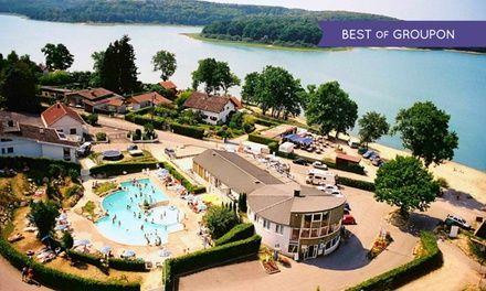 Vosges : 2, 4 ou 7 nuits en tente sur emplacement ou en mobile home au Kawan Village 4* Lac de Bouzey pour 2 à 6 pers.