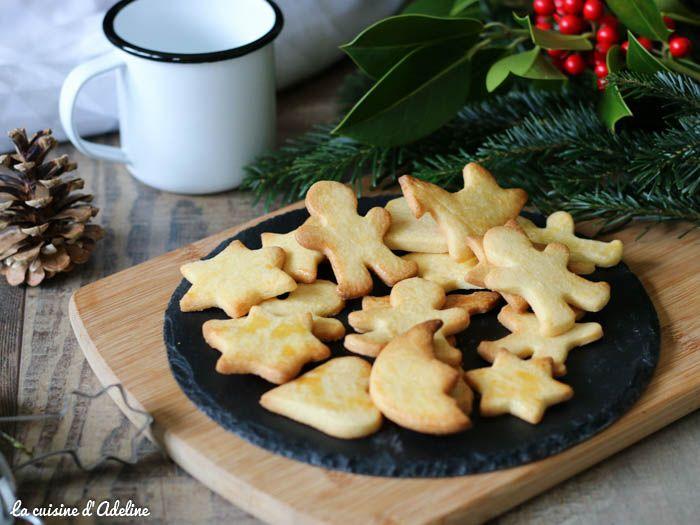 Les butterbredele (biscuits au beurre) sont des biscuits de Noël traditionnels en Alsace. Vous allez adorer ces bredele!