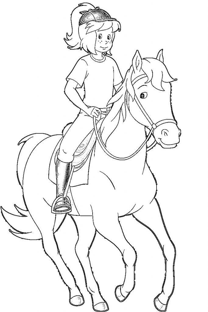 Ausmalbilder Bibi Und Tina Kostenlose Kids Ausmalbildertv Ausmalbilder Pferde Zum Ausdrucken Ausmalbilder Pferde Bilder Zum Ausmalen