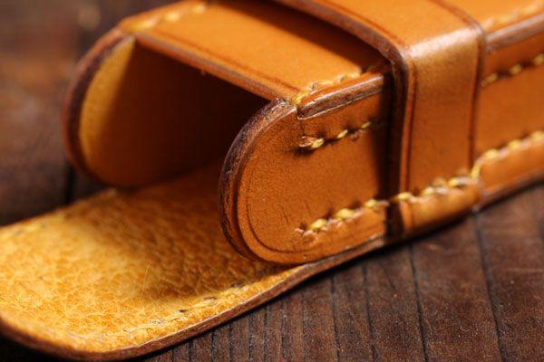 Leather and materials I ☆ N FACTORY × Handmade custom Leathers Awake blog
