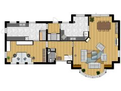 Fabulous Create floor plans online for your classroom with Floorplanner