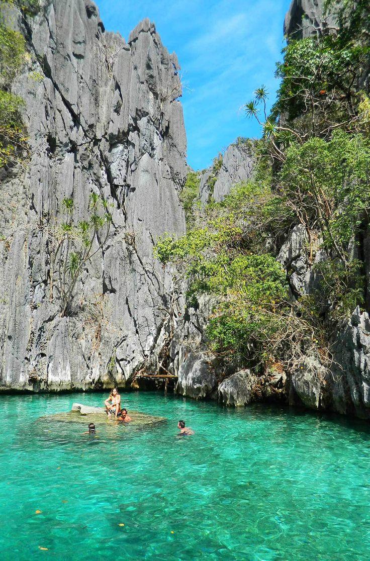 9 coisas imperdíveis nas Filipinas - Twin Lagoons