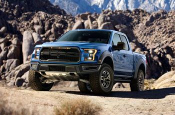 2017 Ford F-150 Raptor Price, Release Date