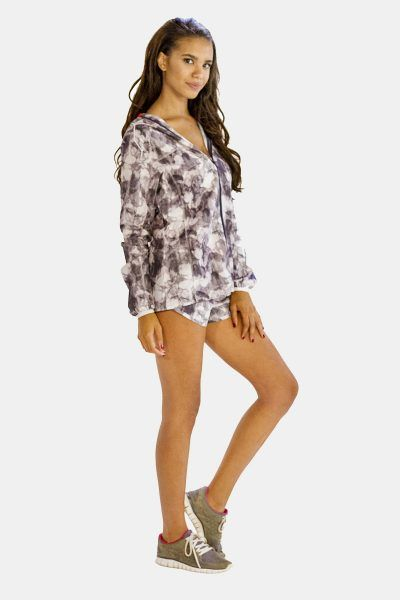 Buy This Patterned Women #Shorts at Alanic Activewear at 22% OFF!!