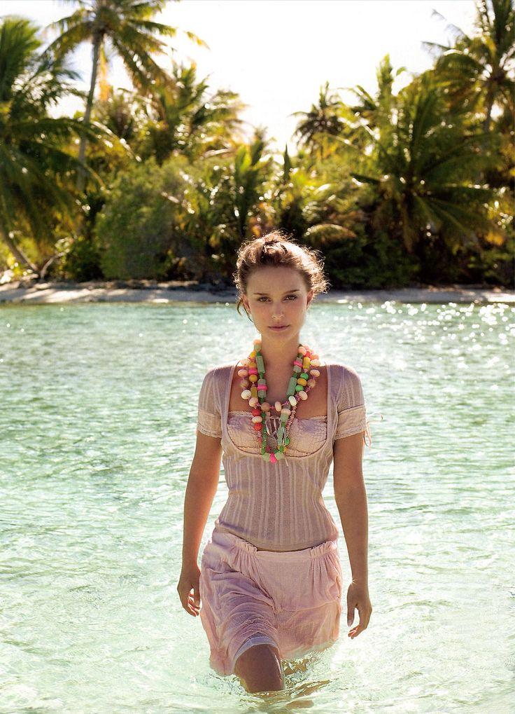 Natalie Portman for Elle