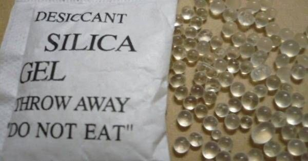 15 Things You Can Do With Silica Gel Packets